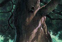 Studio Ghibli / The board is about my favorite movies from studio Ghibli