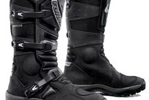 Adventure Enduro Boots - on/off road boots / Dual road and off road boots to suit all budgets from Forma and Sidi!