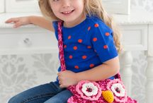child crochet bag