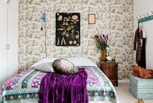 Bohemian Bedroom / Sanctuary