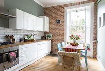 Dream house kitchens