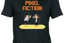 Camisetas Pulp Fiction / by Fanisetas.Com