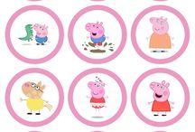 Peppa pig / Peppa pig party