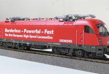 Special model trains - Lokpaint.com