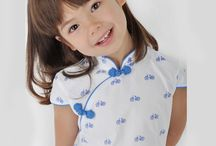 Girls Chinese Clothing / Chinese clothing for girls