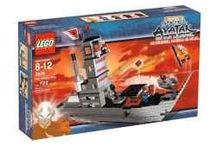 The Last Airbender Lego  / The Last Airbender Lego Collection is now discontinued, but pieces are still available on Amazon and Ebay