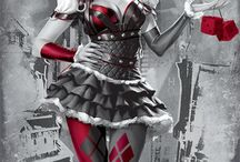 HARLEY QUINN / My future wife my all