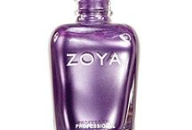 My Zoya Collection