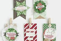 Stampin up Weihnacht