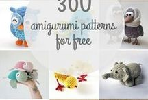 amigurumi / Crochet amigurumi patterns. Lions and tigers and bears, oh my!