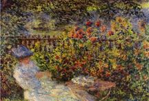 Art -  Monet / by Jackie Ingalls Jones