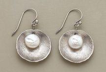 Semiprecious - earrings