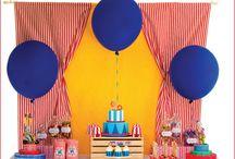 Max's 1st birthday - ideas / by Maribel Hil