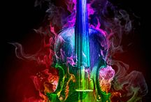 Music and it magic / by Nancy Schultz