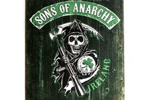 Sons of Anarchy & Charlie Hunnam / The best serie ever <3 My heart is broken that it is over.