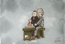 """Scott C i Lepienie Garnków / Fantazje na temat słynnej sceny z filmu """"The Gost""""  (1990)  Scott C"""