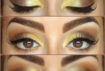 make up ideas / by Bobbie Phillips