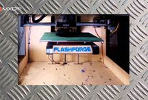 3D Printing Time-lapse videos / http://www.slideshare.net/MixedDimensions3D/3d-printing-glossary