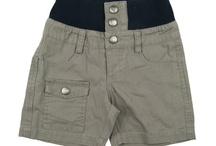 Boy's choice / Checked Shorts, Striped Tee....A smart causal boy's fashion
