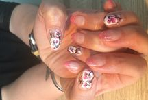 Nguyen Tong nails / Lente nagels