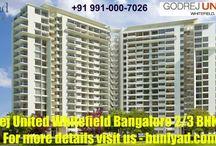 Godrej United / Godrej United Whitefield Bangalore