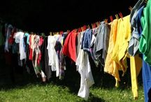Dirty Laundry / ...The bottom line is that we were very bad stewards of all the blessings God gave us.  Once we learned God's way of doing things we were able to dig out of a mountain of debt and start saving aggressively. Twenty years after first learning God's principles we were able to leave our paying jobs and serve in Ministry as full time volunteers with no need for a salary.    It took a long time and it was a lot of hard work but it was also very rewarding....http://compasscatholic.org/dirty-laundry/