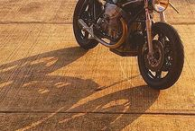 Cafra / moto café racer