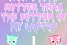Pastel Goth & grunge