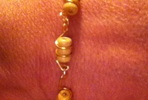 Jewelry / Handmade bracelet by Galeano Galleries / by Patricia Galeano