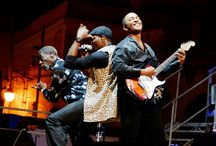 Kool and the Gang / #Concerto #Kool and the Gang a #Brindisi  in occasione del #Negroamarowinefestival2014