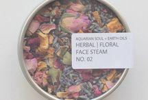 Flower face steamer