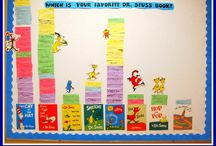 Dr. Seuss Ideas / by Mallory Fleming