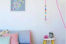Bright colour palette for Female Icon collection