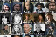 Outlander / Tv-serie van boek Outlander