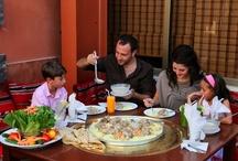 The Joy of Food in Jordan / Recipes for food found in Jordan