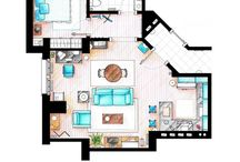 INTERIOR PLAN AND LAYOUT