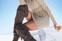 Women in boots