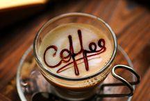 a colazione caffe