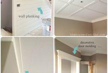 ceiling/door