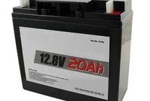 Batteries / Golf Cart Batteries and Supplies.