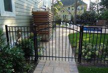 Aluminum Fence / Think outside the home.. Aluminum Fence