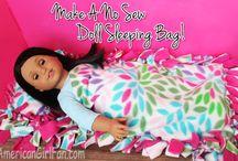 DIY doll crafts