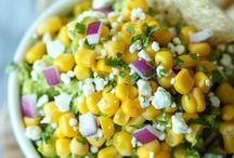 Summah salads