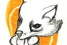 My doodles & drawings