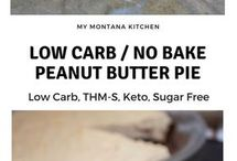 Low carb deserts
