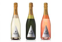 Digby / Brand creation for Digby Fine English Wine. We even thought up the name for them.
