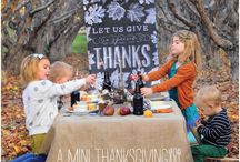 Holidays: Thanksgiving / by Kylie P.