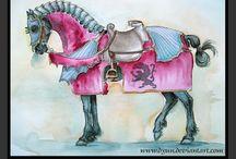 Horses / poslední živí přízraci