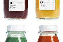Juice packaging