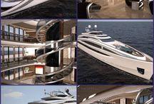 супер яхты